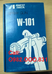 súng phun sơn Anest Iwata W-101-132P