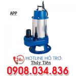 Máy bơm nước thải có tạp chất APP DSK-05 1/2HP