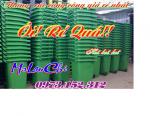 Thùng rác công cộng nhựa HDPE giá rẻ