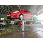 Cầu nâng rửa xe ô tô dc4000, cầu nâng 1 trụ chuyên rửa xe ô tô