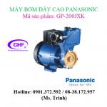 Máy bơm đẩy cao dân dụng Panasonic GP-200JXK giá tốt - 1.140.000
