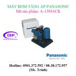 Máy bơm tự động tăng áp Panasonic A-130JACK khuyến mãi giá rẻ - 1.550.000