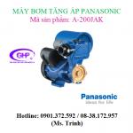 Máy bơm tăng áp Panasonic A-200JAK 200W giá cực tốt - 1.500.000