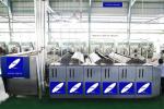 Giặt là công nghiệp được cung cấp bởi SASA Clean – SASA Thăng Long