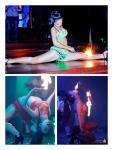 Cung cấp múa lửa, cho thuê xiếc, ảo thuật