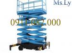 Thang nâng Zich Zắc 450Kg-11m