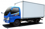 Cho thuê xe tải 1 tấn 24 chở hàng giá rẻ