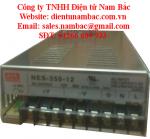 NES-350-12 Nguồn Meanwell 350W-12V-29A ( 12V-25A-30A )