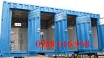 container nhà ở công trình