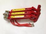 Thiết bị điện cầu trục: Ray điện, chổi tiếp điện....