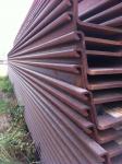 Cọc cừ larsen - Steel Sheet Pile