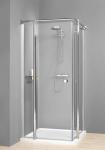 Phòng tắm kính kết hợp xông hơi
