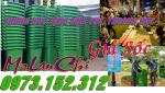 Mua thùng rác làm từ thiện, vioeẹc làm nhỏ, ý nghĩa lớn
