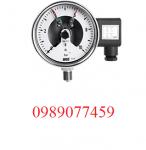 Đồng hồ đo áp suất có tiếp điểm điện  Wise P500 – Wise Vietnam - TMP Vietnam