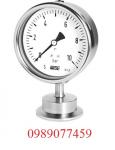 đồng hồ áp kết nối clamp Wise P752
