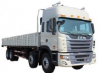 XE TẢI JAC 8X4 - 380Hp HFC1341K4R1