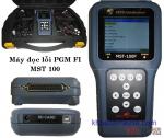 Máy Moto Scan MST 100, Đồng hồ đo áp suất bơm xăng, buồng đốt,và các thiết bị khác vv...