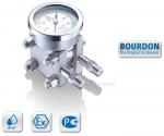 Baumer Vietnam - Đồng hồ đo áp suất BOURDON