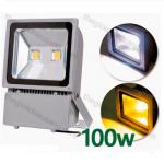 Đèn pha LED 100W đủ 100% công suất