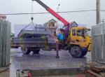 Cân ô tô 80 tấn Cân Chi Anh