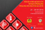 FIRE SAFETY &  VIETNAM 2016