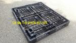 Chuyên pallet nhựa mới, cũ chất lượng.LH Ms Trà 01676431185