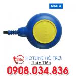 Phao bơm chìm nước thải MAC 3-NEOP H07BN-4F giá siêu shock, CO,CQ đầy đủ