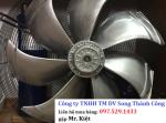 VGA Cooler, Quạt tản nhiệt VGA, Quạt làm mát công suất lớn, Ziehl Abegg Vietnam