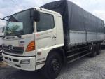 Địa chỉ bán xe tải Hino 3 chân FL siêu dài 15 tấn 16 tấn vay 80% trên toàn quốc