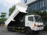 Địa chỉ bán xe Ben Hino 13 tấn 14 tấn 3 chân vay 80% trên toàn quốc