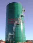 Bồn thép lắp ghép, bồn GRF/FRP, bồn thép phủ thủy tinh