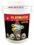 VS Oil - Dầu thủy lực AW 32 - VS Hidraulic AW 32