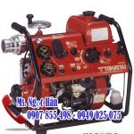 Máy bơm chữa cháy Tohatsu  hàng nhập khẩu từ Nhật Bản 100% hàng mới