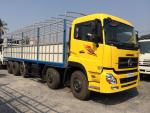 Bán xe tải Dongfeng 5 giò 22 tấn. Dongfeng Hoàng Huy 22 tấn 5 chân nhập khẩu