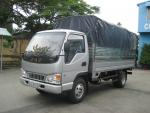 Bán Tải thùng Jac 1T5/ xe tải Jac 1T5, 1.5 tấn vay 80% trên toàn Quốc