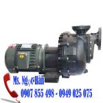 Máy bơm tự hút đầu nhựa NTP USP240-1.75 20