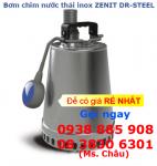 Bơm chìm nước thải inox ZENIT DR-STEEL 25M 0.25kW