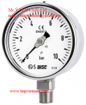 Đồng hồ đo áp suất P252 - WISE việt nam - tmp việt nam