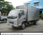 các dòng xe tải JAC xe trai jac 2tấn 4 2400kg xe tải trả góp mua xe jac