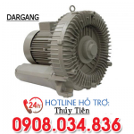 Máy thổi khí con sò Dargang, Chiết khấu cao cho đại lý, khách công trình