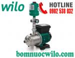 Máy bơm tăng áp biến tần Wilo PBI-L803EA (tim Đại Lý)
