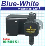 Máy bơm định lượng hóa chất Blue White xuất xứ Mỹ. LH: 0917804721