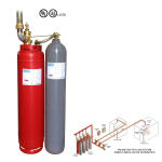 Chữa cháy khí Gas  FM200