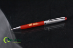 Bút gỗ khắc tên QG07