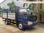 Xe tải Jac 2.4 tấn chạy vào thành phố