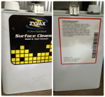 Zyvax Surface Cleaner