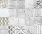 Đại lý bán tấm ốp tường thạch cao 3D nhựa