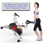 Rousai S3 - Xe đạp tập cho phòng Gym giảm cân