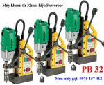 Máy khoan từ Powerbor PB32, khoan từ 32mm