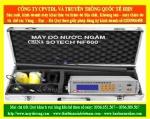 MÁY DÒ NƯỚC NGẦM CHINA SOTECH NF600